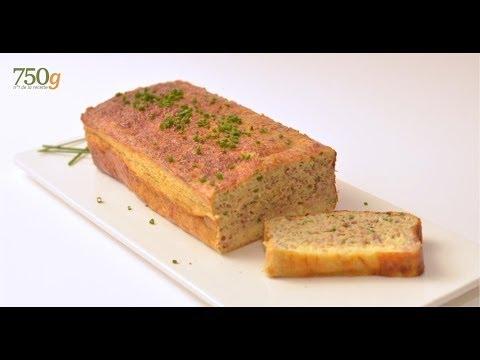recette-de-pain-au-thon---750g