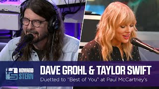 Download Dave Grohl Once Got High and Sang With Taylor Swift at Paul McCartney's Party