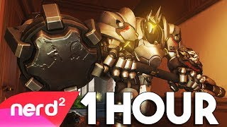 Overwatch Song | When The Hammer Comes Down | Reinhardt Song [1 HOUR] #NerdOut