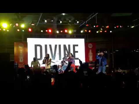 Divine - Gully Gang Theme Song | Live...