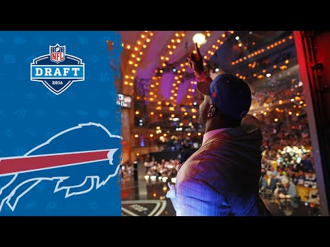 Behind the Scenes: Shaq Lawson Becomes a Buffalo Bill | 2016 Draft Diary Pt. 4 | NFL