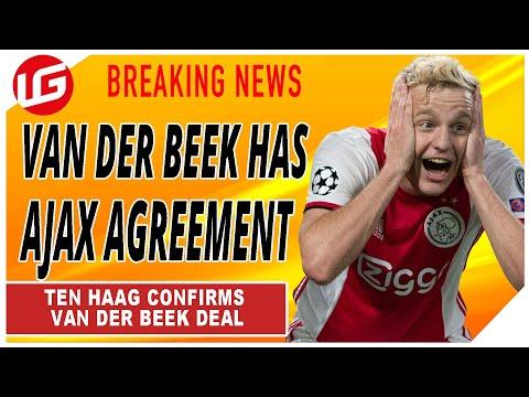 ten-haag-confirms-van-der-beek-agreement-in-place-|-premier-league-transfer-update