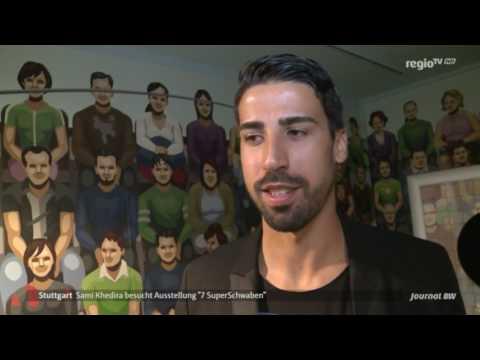 Sami Khedira im Jungen Schloß Stuttgart   Einsteins Geburtshaus   Moneypenny Investmentclub