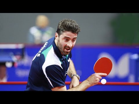 Hugo calderano vs gionis panagiotis (champions league 2017/2018)
