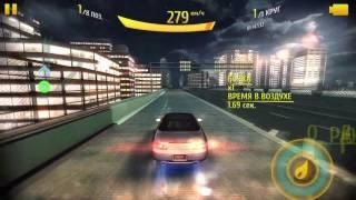 Asphalt 8: Honda S2000 (MP cup) - Tokyo R. (2:42:465) Unboosted