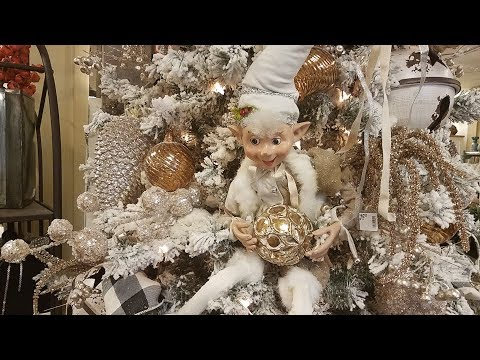 shop with me for christmas 2018at home hobby lobby jcpenney more - Jcpenney Christmas Decorations