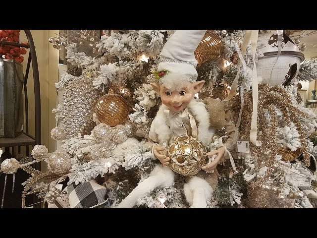 shop with me for christmas 2018at home hobby lobby jcpenney more plus see what i bought