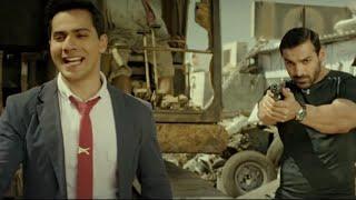 Dishoom | Best Action Scene | Varun Dhawan, John Abraham & Jacqueline Fernandez