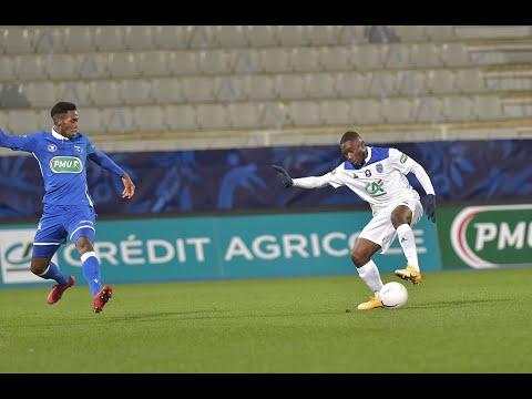AJA 1-0 ESTAC (Coupe)⎥Résumé du match