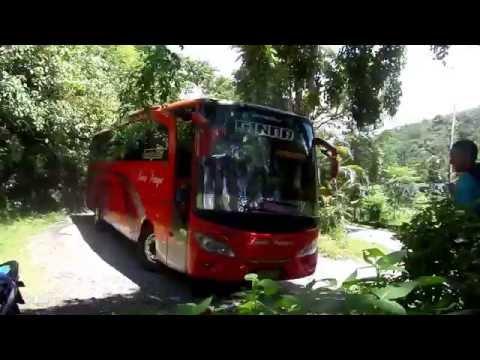Sinar dempo Malibu in action , beauty of shout sumatera