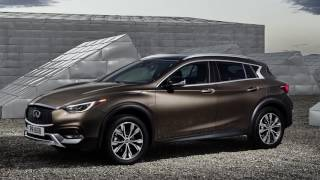 2017 INFINITI QX30 - Idle Stop Start (if so equipped)