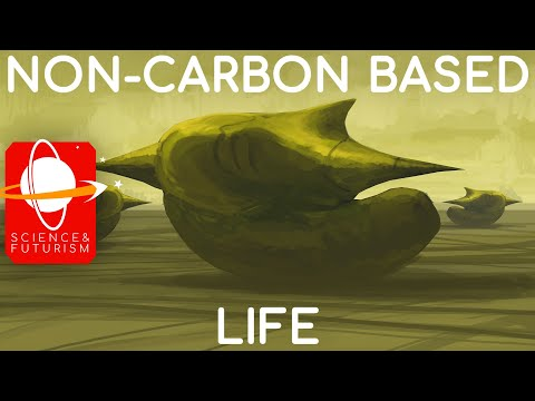 Non-Carbon Based Life