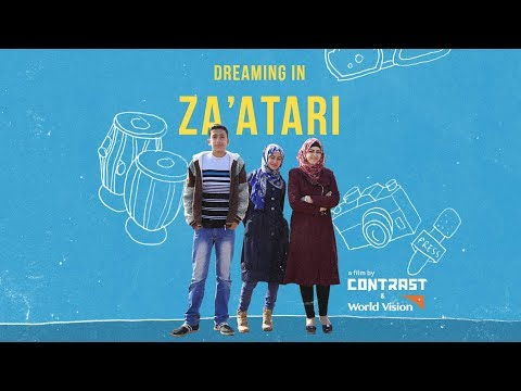 Dreaming in Za'atari: Stories After Syria