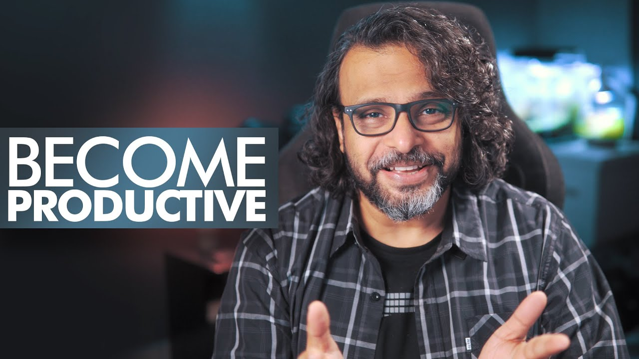 Become Productive & Avoid Distractions  - اردو / हिंदी`