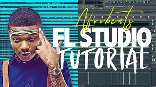how to make an afrobeat tutorial 2015   fl studio