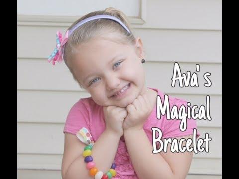 Ava's Magical Bracelet - Children's Bedtime Story/Meditation