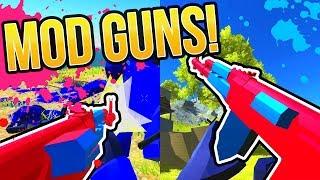 RAVENFİELD YENİ RESMİ SİLAH MODİFİYE DOWNLOAD ve PROSEDÜRLER EĞİTİMİ | iwanPlays' Acapella AK-47 Tüfek