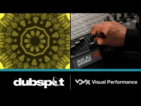 Tutorial: Performing Live W/ Visuals Using VDMX + Akai APC 40 MIDI Controller