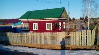 Дом в п.Орловке, г.Зеленогорск, Красноярский край - продам или обмен