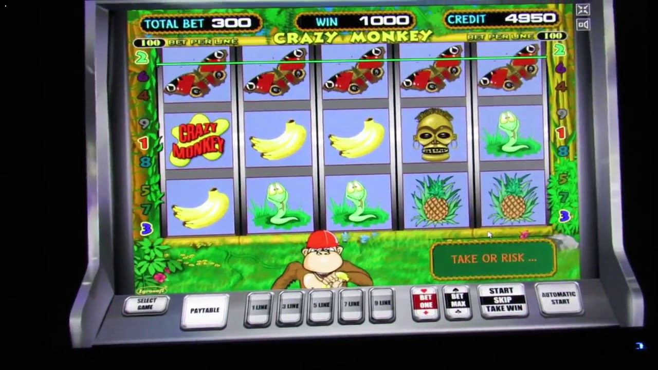 Крейзи манки игровые аппараты бесплатная игра клубнички игровые автоматы скачать бесп