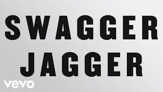 Cher Lloyd - Swagger Jagger - LYRIC VIDEO