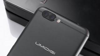 Подробный обзор UMIDIGI Z Pro - 3 камеры по 13MP, 4\32GB, Touch ID