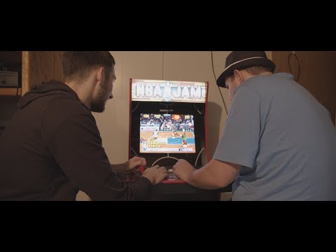 NBA Jam Series Review (Arcade1Up & Dreamcast) from SlapDash Media