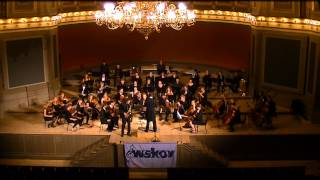 Debussy - Rhapsody for saxophone and orchestra (Jules van de Loo)