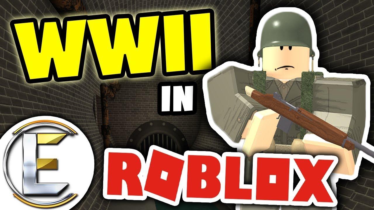 World War 2 In Roblox It S Like Cod World At War Roblox Wwii