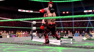 WWE 2K16 Mini EXTREME MOMENTS