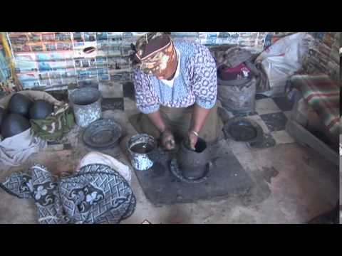 South Sotho Potmaking - southern Africa