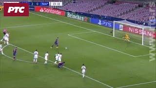 Fudbal - LŠ: Barselona - Napoli 3:1