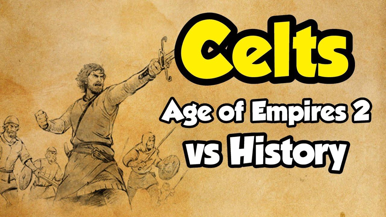 Celts - AoE2 vs History