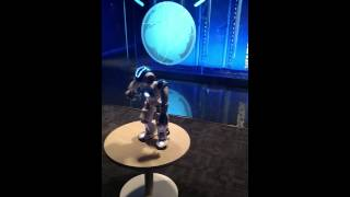 IBM Watson powered Robot