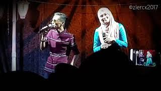 Gurauan Berkasih (Live) - Khalis Real Spin & Siti Nordiana