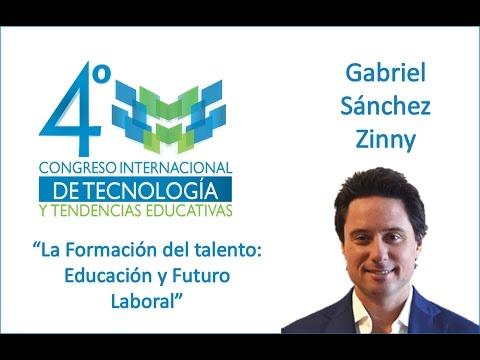 CITTE 2016 - Gabriel Sánchez Zinny - La formación del talento