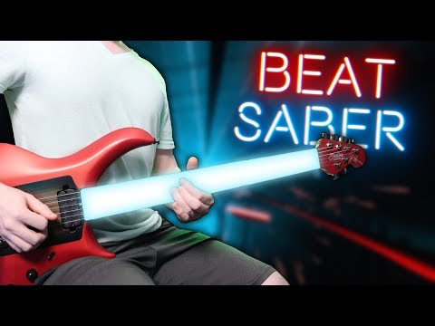 Guitar Solos With Dooo on Beat Saber?!