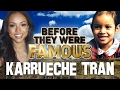 KARRUECHE TRAN - Before They Were Famous - Restraining Order ?