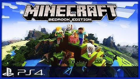NACH mehr als 2 Jahren! Minecraft PS4 Bedrock ist da!