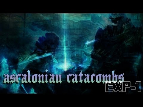 Ascalonian Catacombs Explorable- The Howling King
