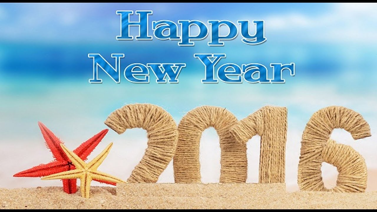 Happy New Year 2016 Inspirational SMS Wishes Greetings Whatsapp Video MessageQuotes