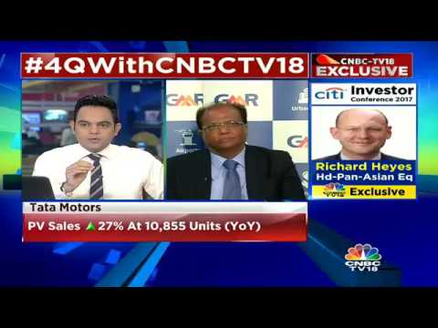 The Company's Gross Debt Stands At Rs 19850 Cr Now: GMR Infra