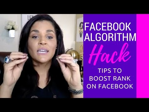 Facebook Algorithm HACK 2017 | Social Media Marketing Training