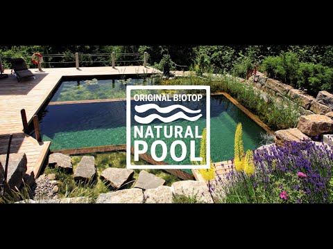 Biotop Natural Pools The Biotop Swimming Pool English Usa Youtube