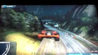 BEST RECORDS!!! Compilation de saut sur NEED FOR SPEED:Most Wanted  #Submax06#