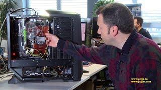 Skulltrail Special | Wie schnell altern 8 CPU-Kerne im 5.000-US-Dollar-System?