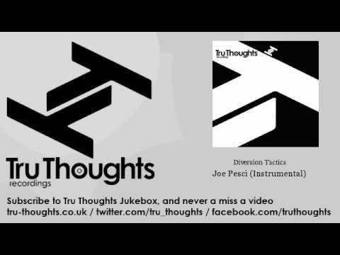 Diversion Tactics - Joe Pesci - Instrumental