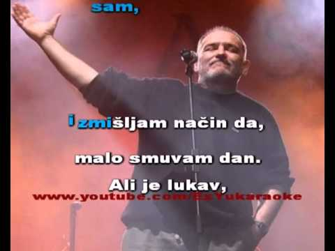 Đorđe Balašević - D moll Karaoke.Lajk.In.Rs