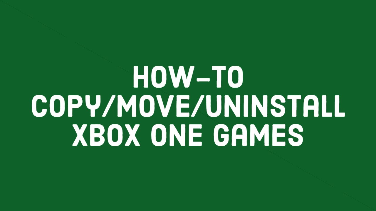 How To Uninstall Xbox App Pc How to remove the Xbox app from