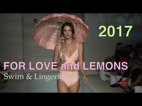 For Love & Lemons - Spring Summer 2017 Collection Bikini Runway Show @ MIAMI SWIM Fashion Week